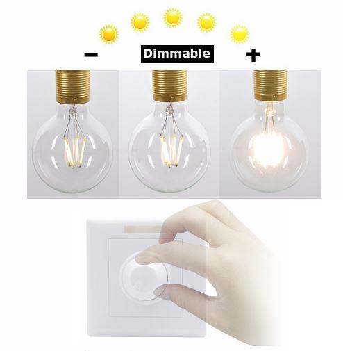 Ściemniacz LED do żarówek LED