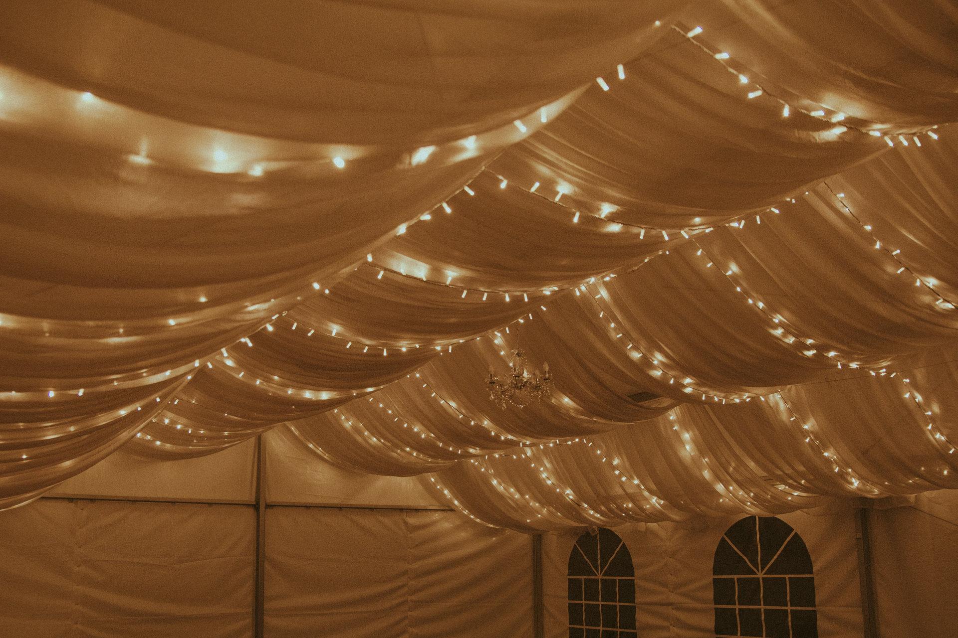 wynajem światełek do namiotu Baranów Sandomierski