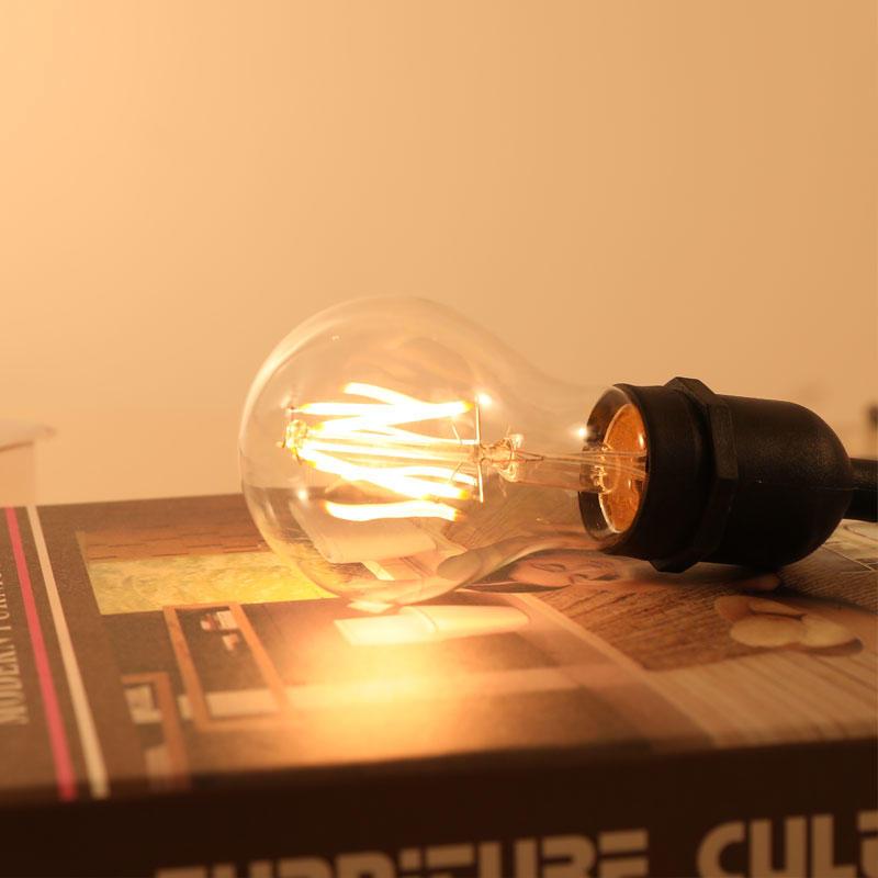 żarówka filament led A60 4W