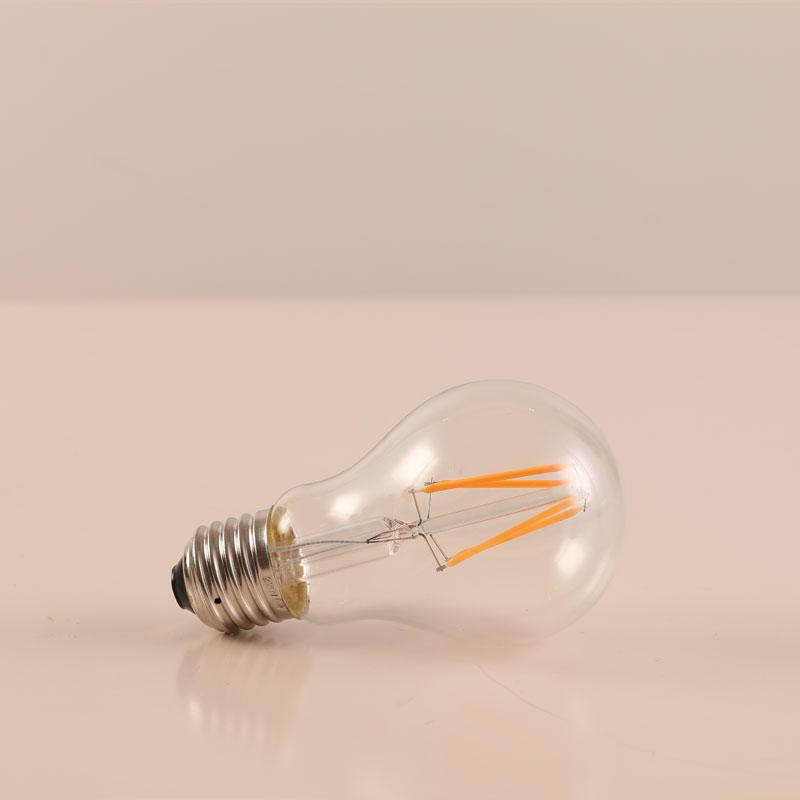 żarówka led do lampy vintage A60 4W