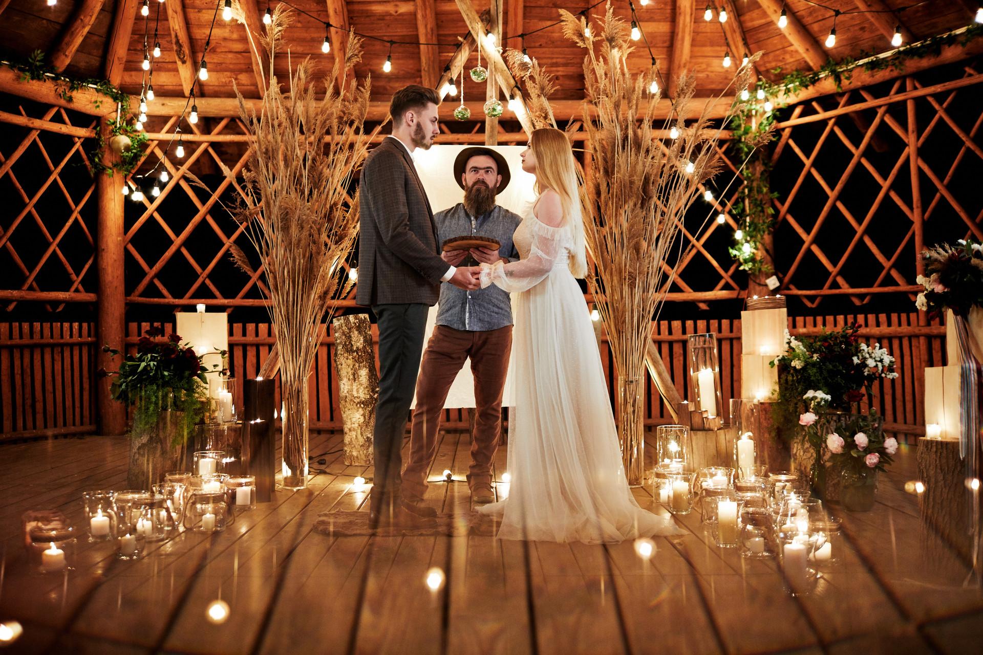 ślub humanistyczny, Bieszczady