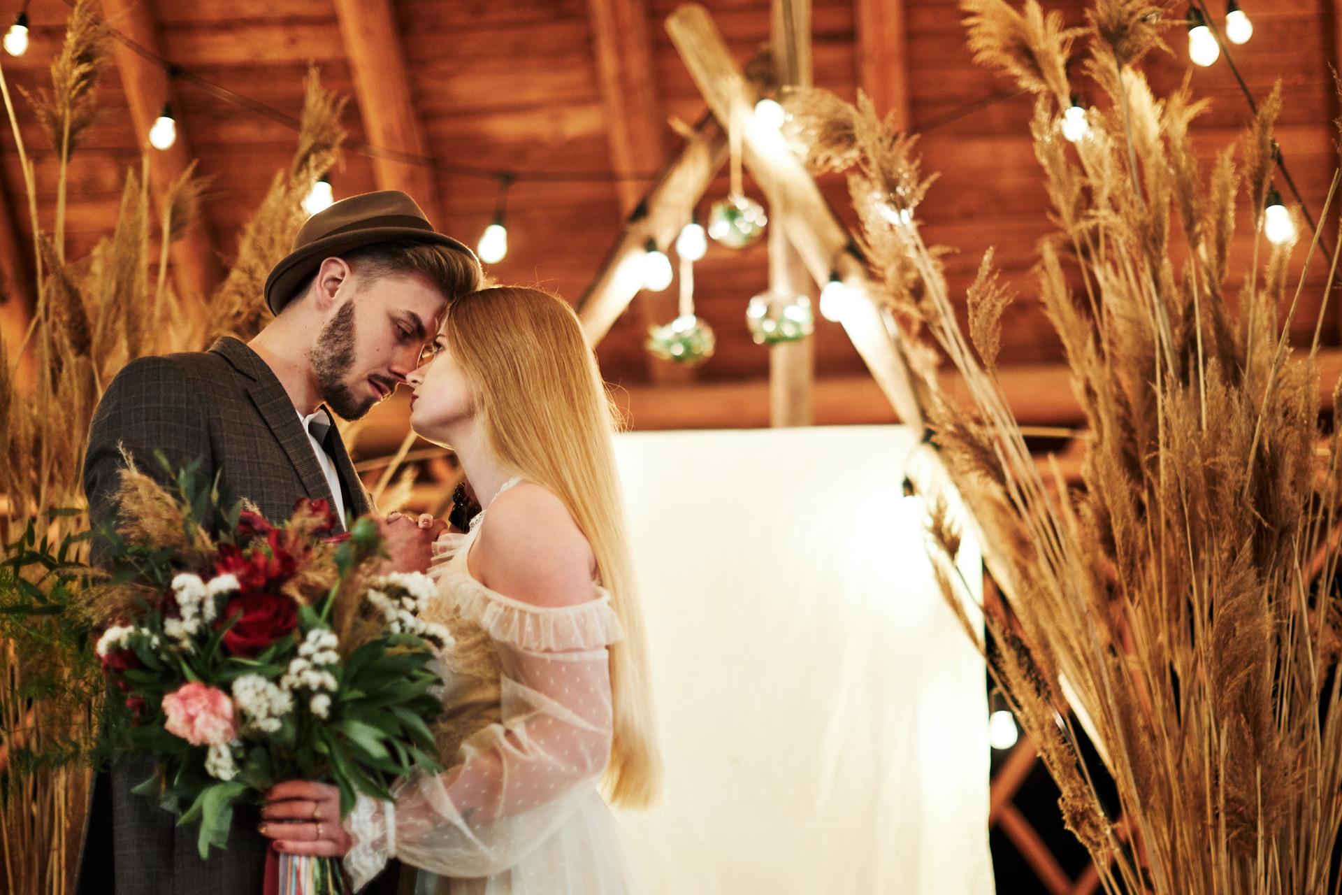 ślub humanistyczny w plenerze