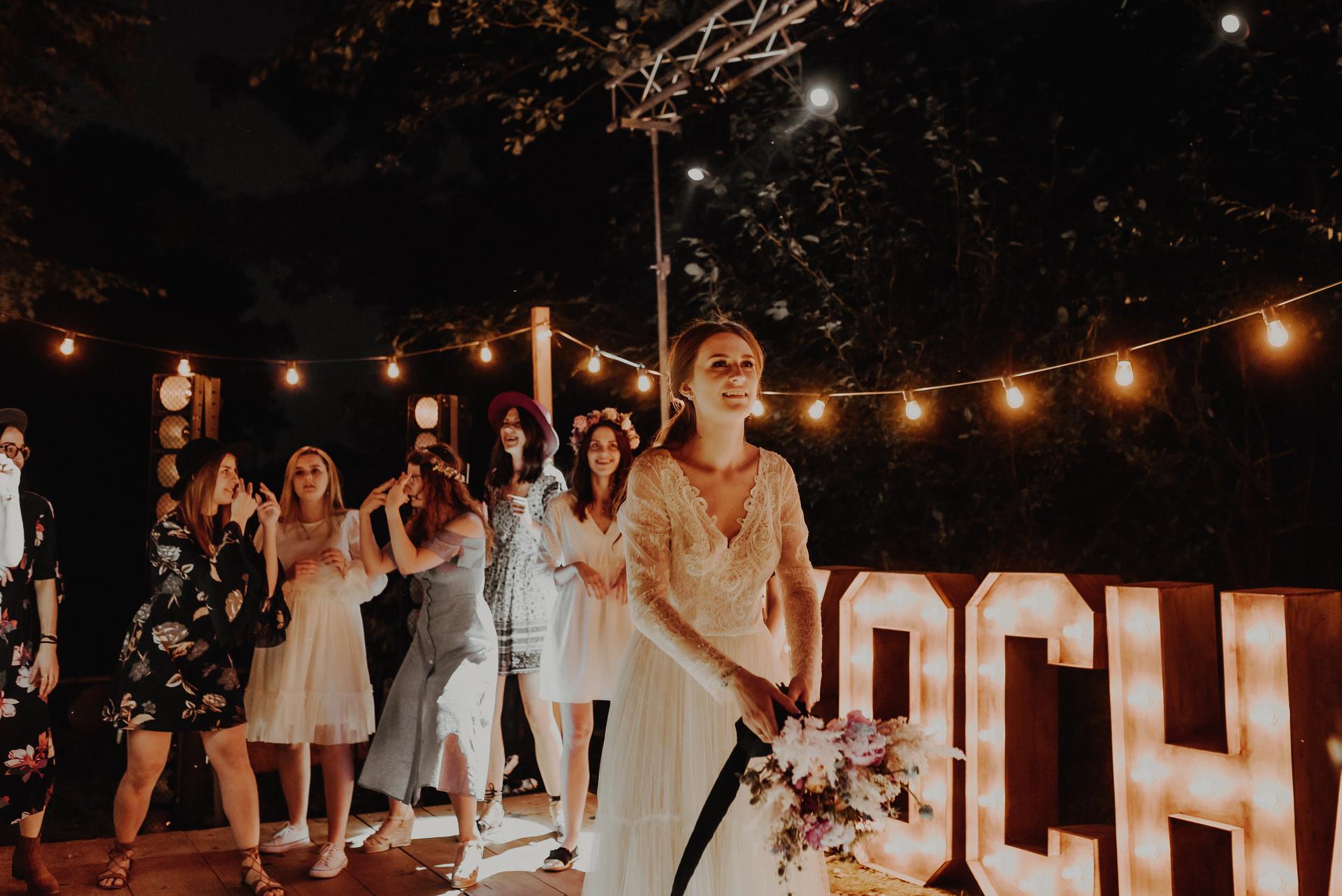 oczepiny, wesele w plenerze