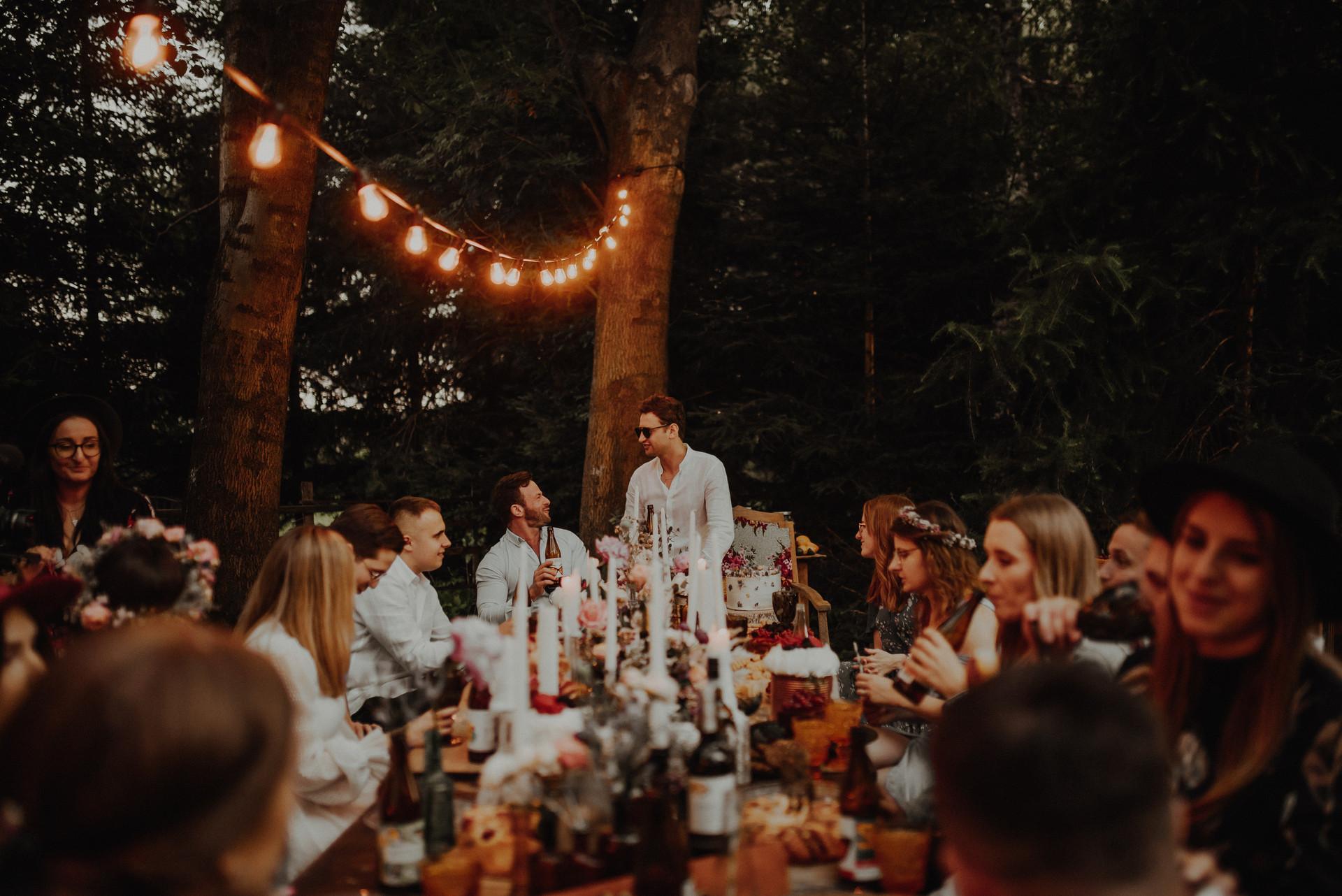organizacja wesela w plenerze