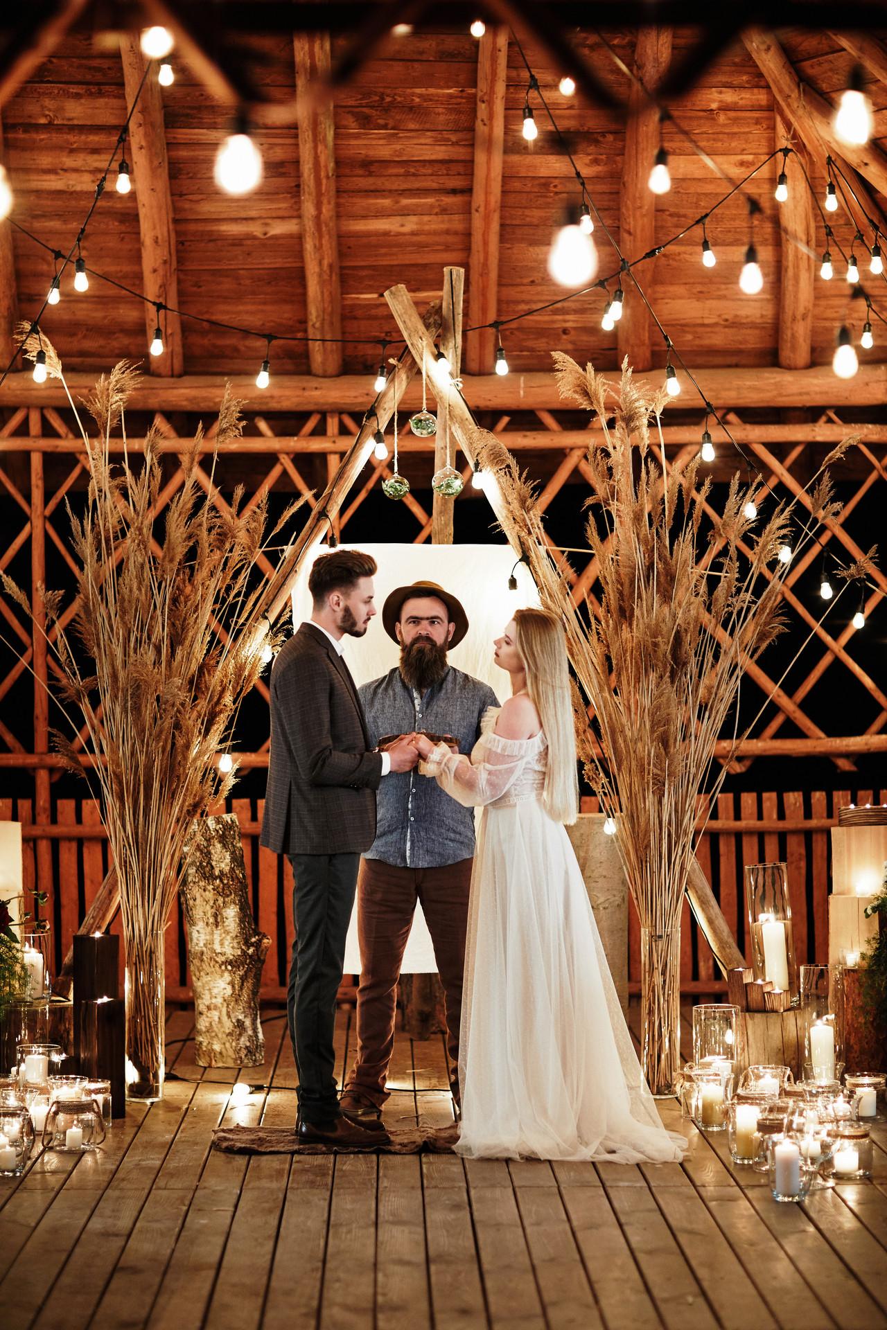dekoracje na ślub humanistyczny
