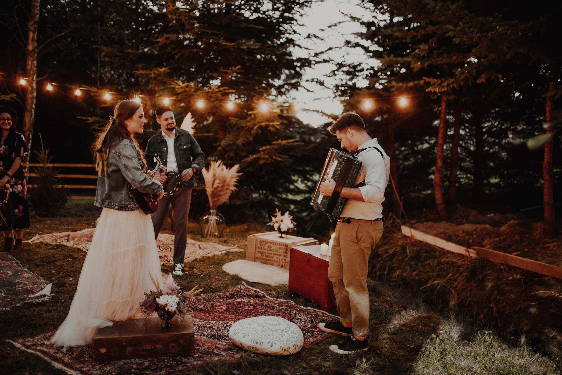 strefa relaksu na wesele