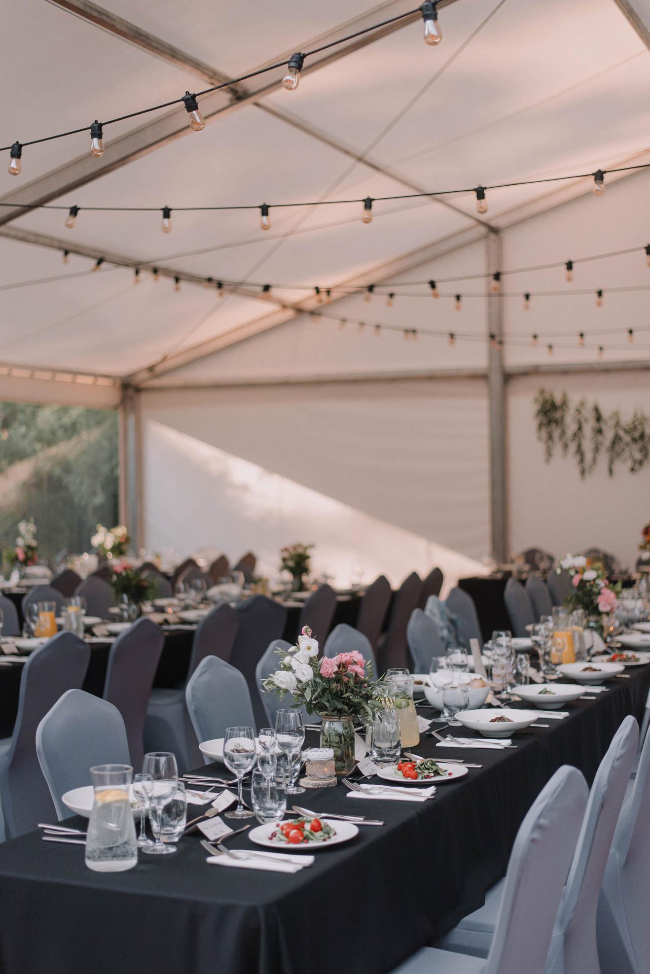 wesele w namiocie, kraków
