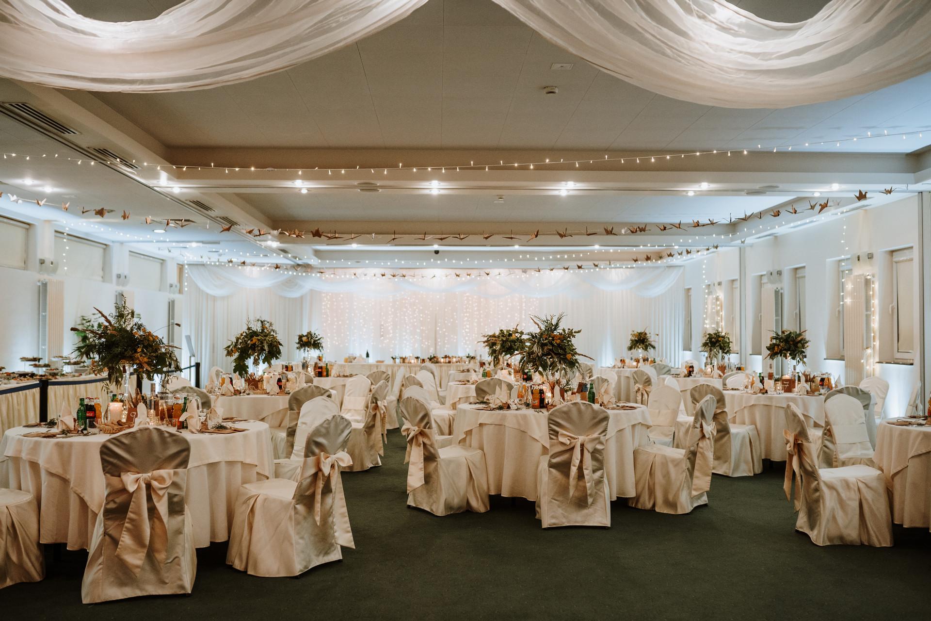 światełka na wesele warszawa