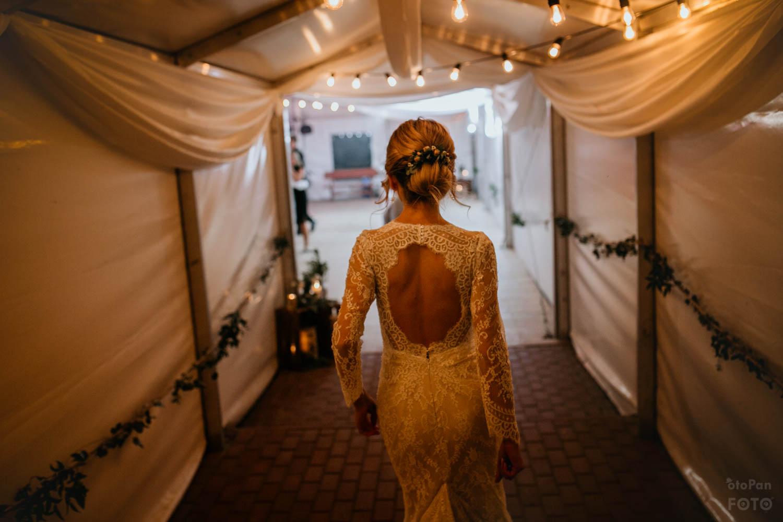 girlanda żarówkowa na wesele Albigowa