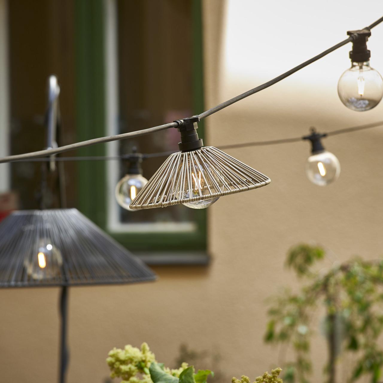 lampa ogrodowa wisząca