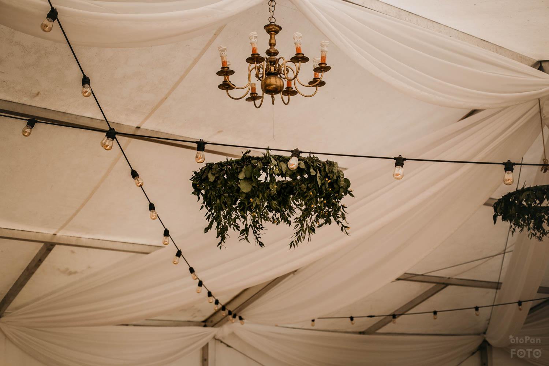 wynajem dekoracji na wesele