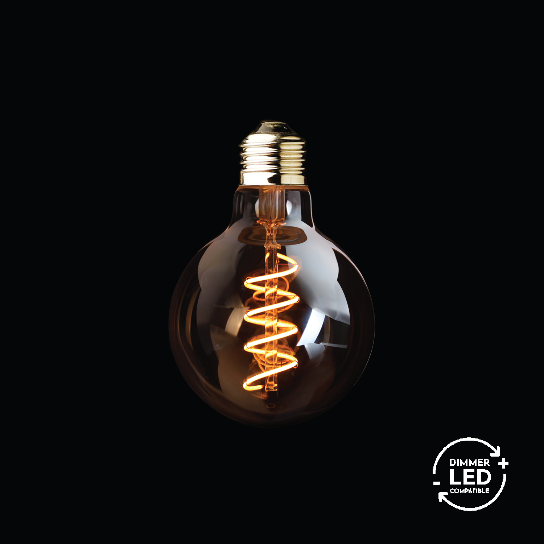 żarówka ozdobna LED G80GS