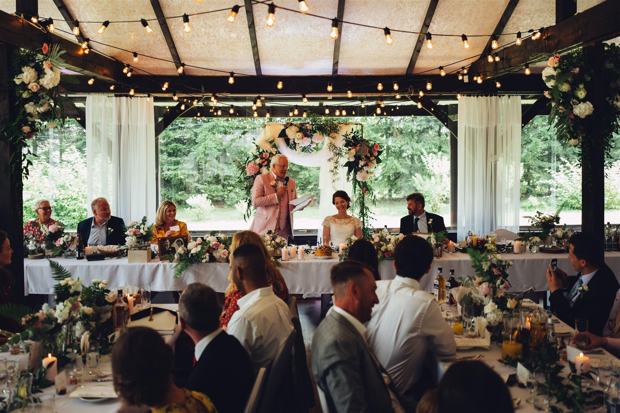 wesele w szklanej stodole