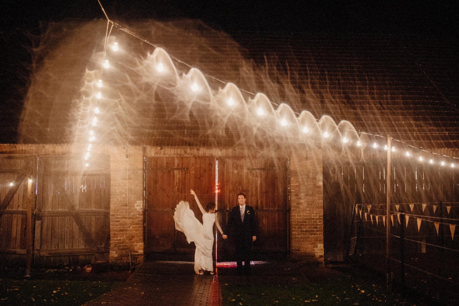 wynajem girland na wesele
