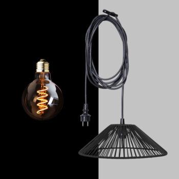Zestawy lamp z żarówkami