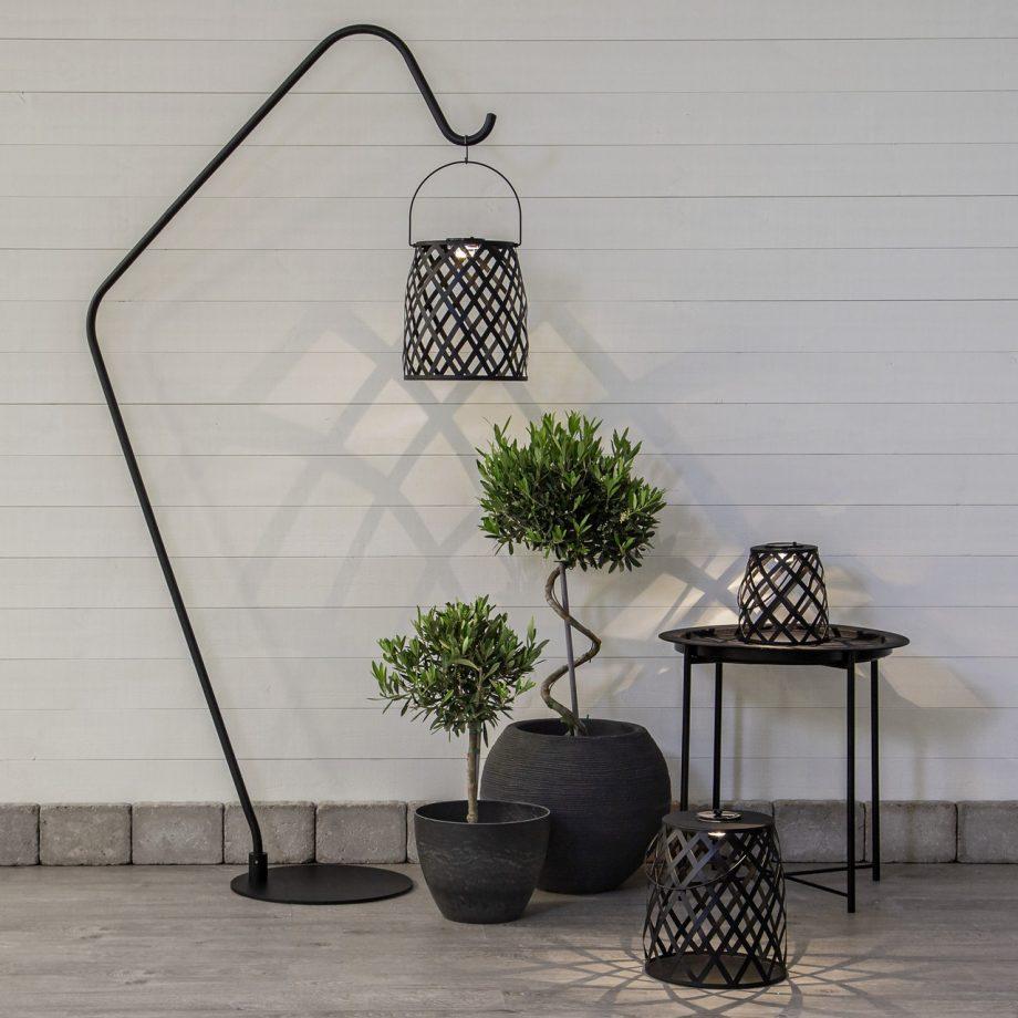 lampa solarna do ogrodu