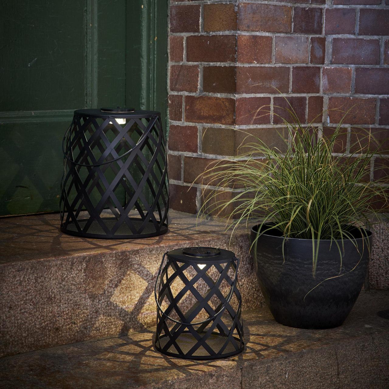 lampa solarna ogrodowa